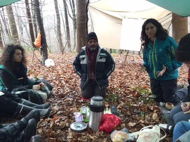 Rakesh ve Gaye Amus'la Permakültür'e Giriş