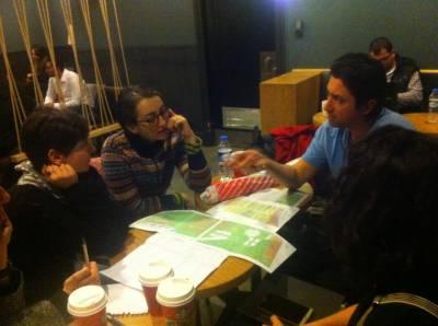 Permakamp Tasarım Toplantıları - Gönüllü Tasarımları